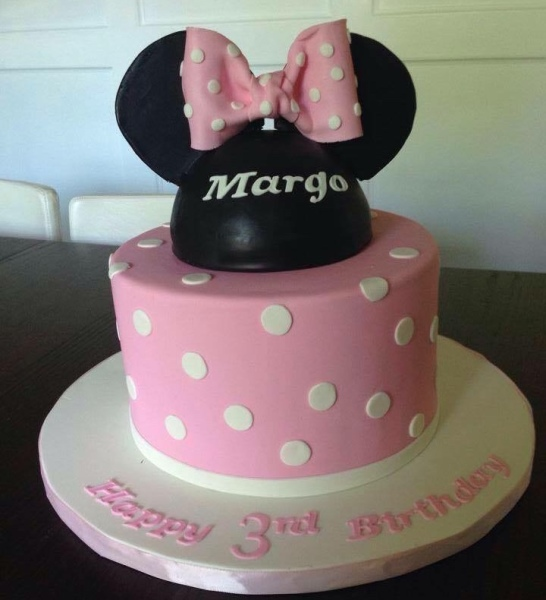 custom cakes nj minnie mouse cake