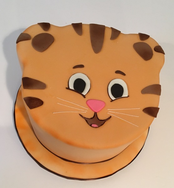 custom cake nj daniel tiger cake birthday cake