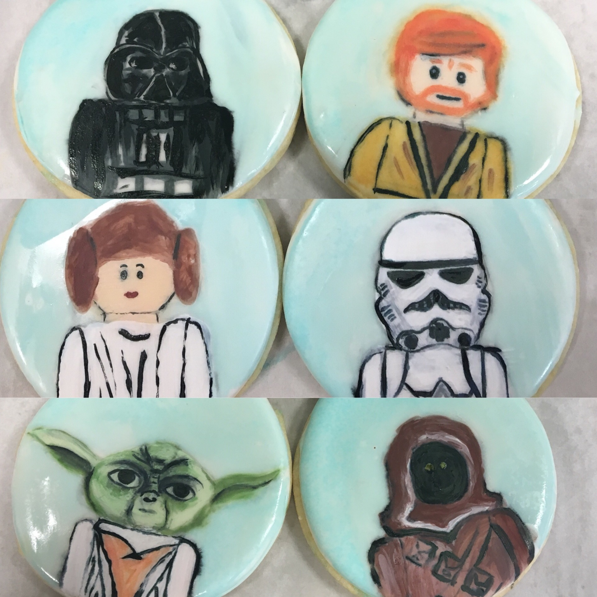 NJ Custom Cookies NJ Cakes