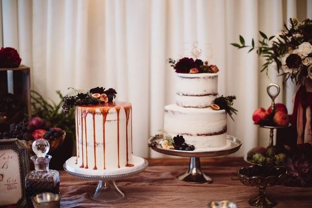 NJ Custom Cakes Wedding Cakes