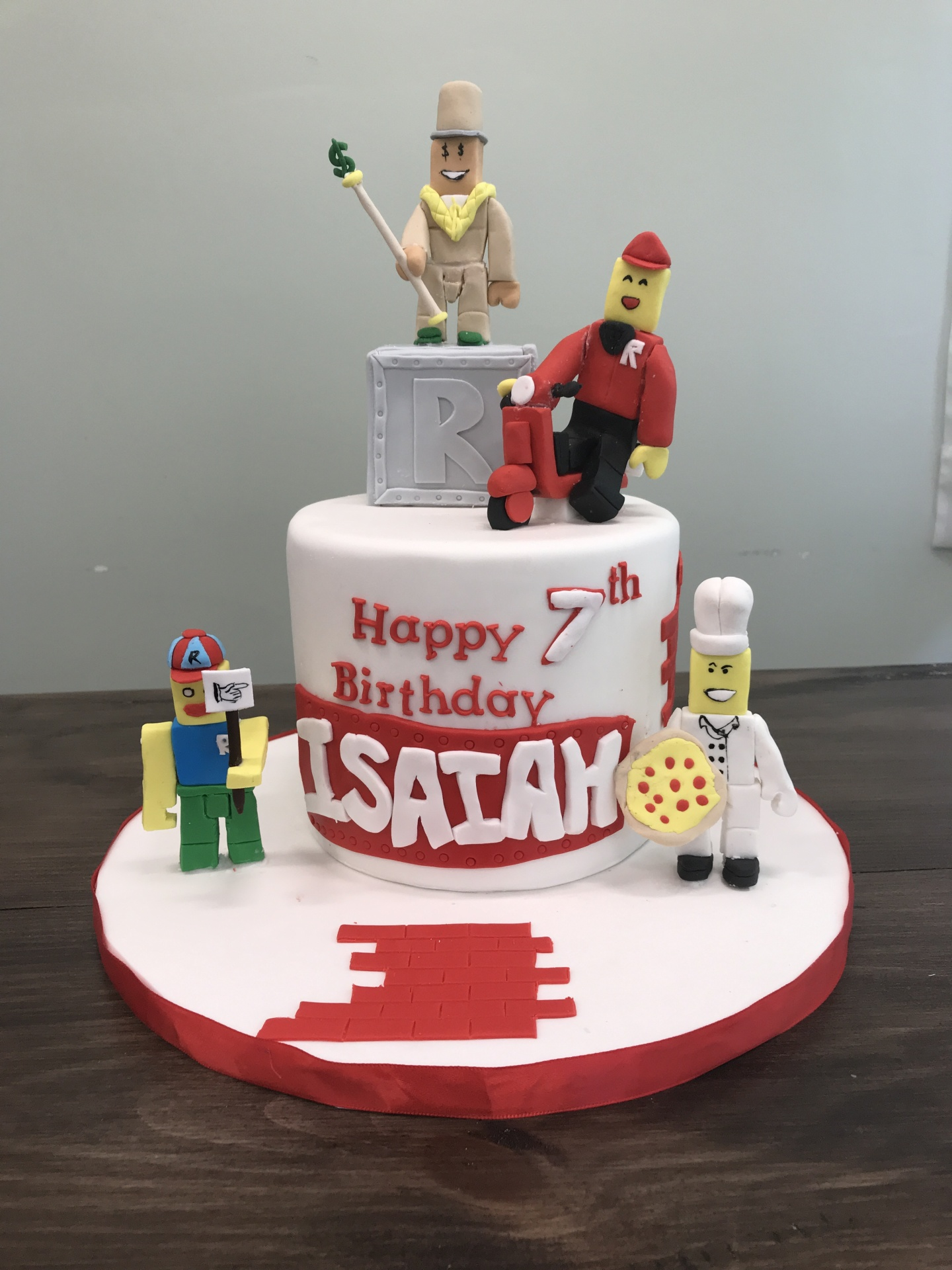 Roblox Birthday Cake Custom cakes nj