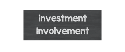 Investment vs Involvement