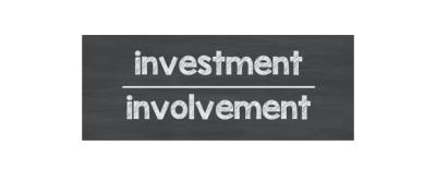 Investment vs Involvement