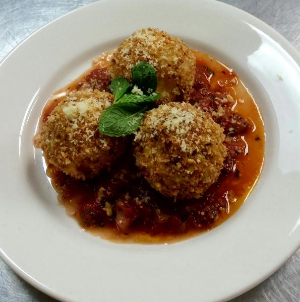 chef steve, chef steverino, chefsteverino, Italian, food, arancini, fresh, local, farm-to-table, farm to table, sustainable