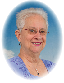 F. Ellen McKay, PGM Grand Treasurer