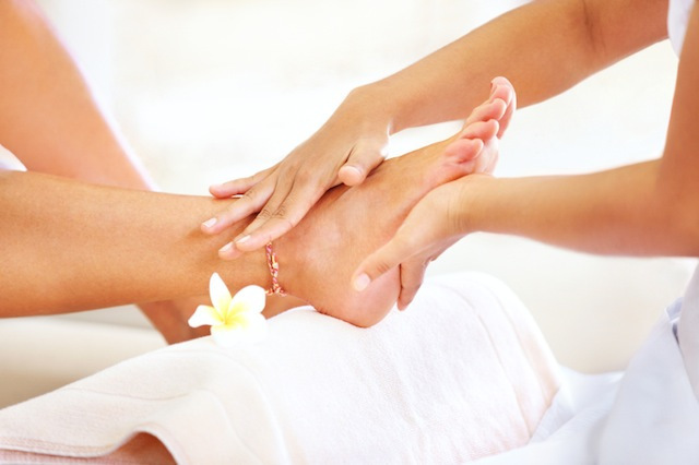 pedicure, feet care