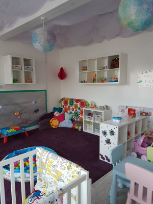 Little Explorers Room