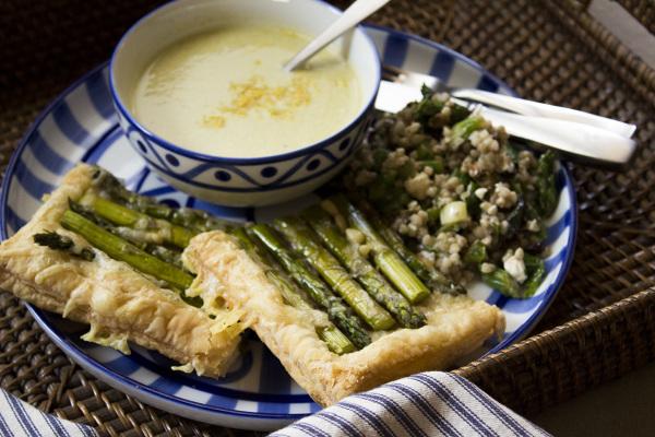 All Things Asparagus!