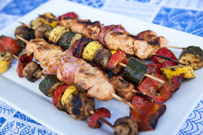 Krazy for Kabobs!