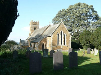 St Michael & All Angels