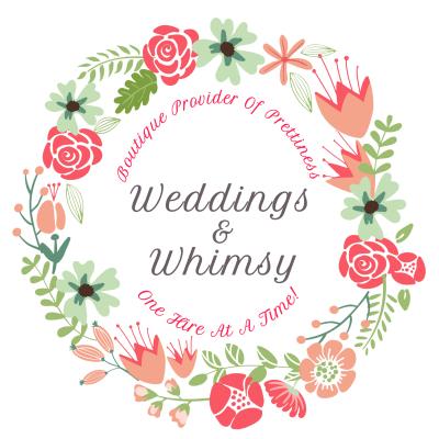 Chatterbox Santorini Weddings & Whimsy logo