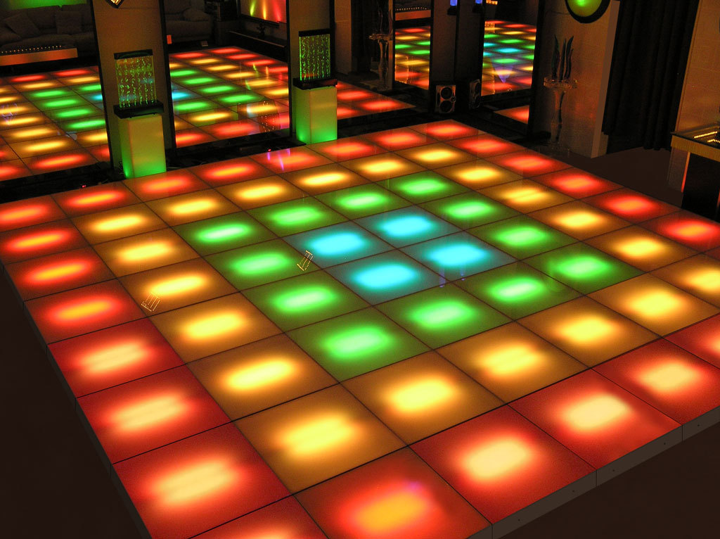 The Art Of Dance Floor Game
