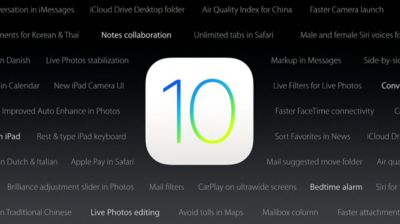 iOS 10 - The Wait Is Over!