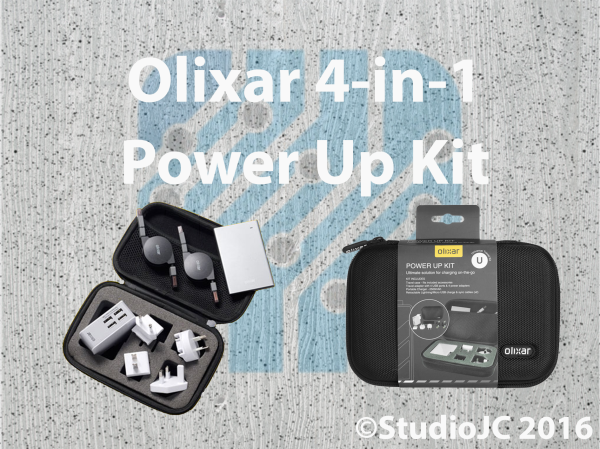 Olixar 4-in-1 Power Up Kit