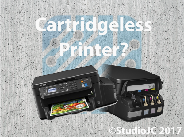 Never Buy Ink Cartridges Again?!