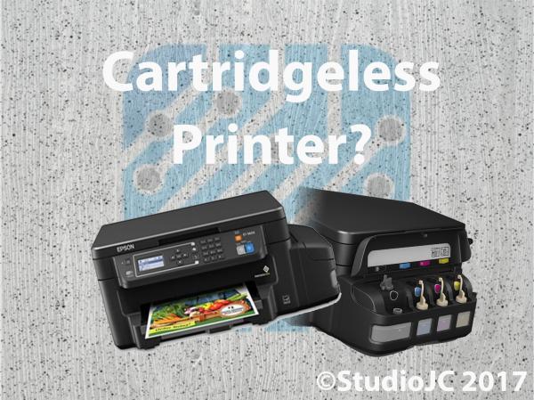 Never Buy Ink Cartridges Again?!