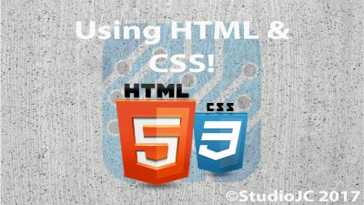 Using HTML & CSS Part 1