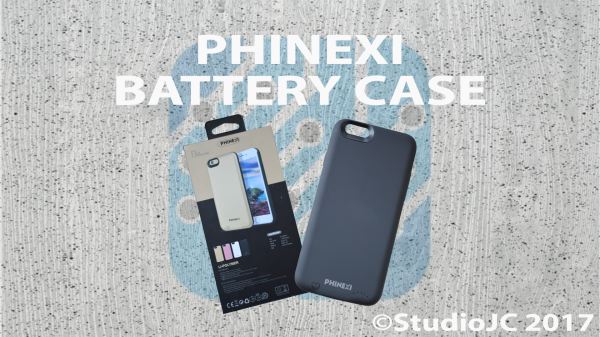Phinexi Battery Case