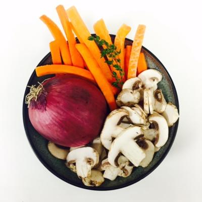 Fall Mushroom Soup