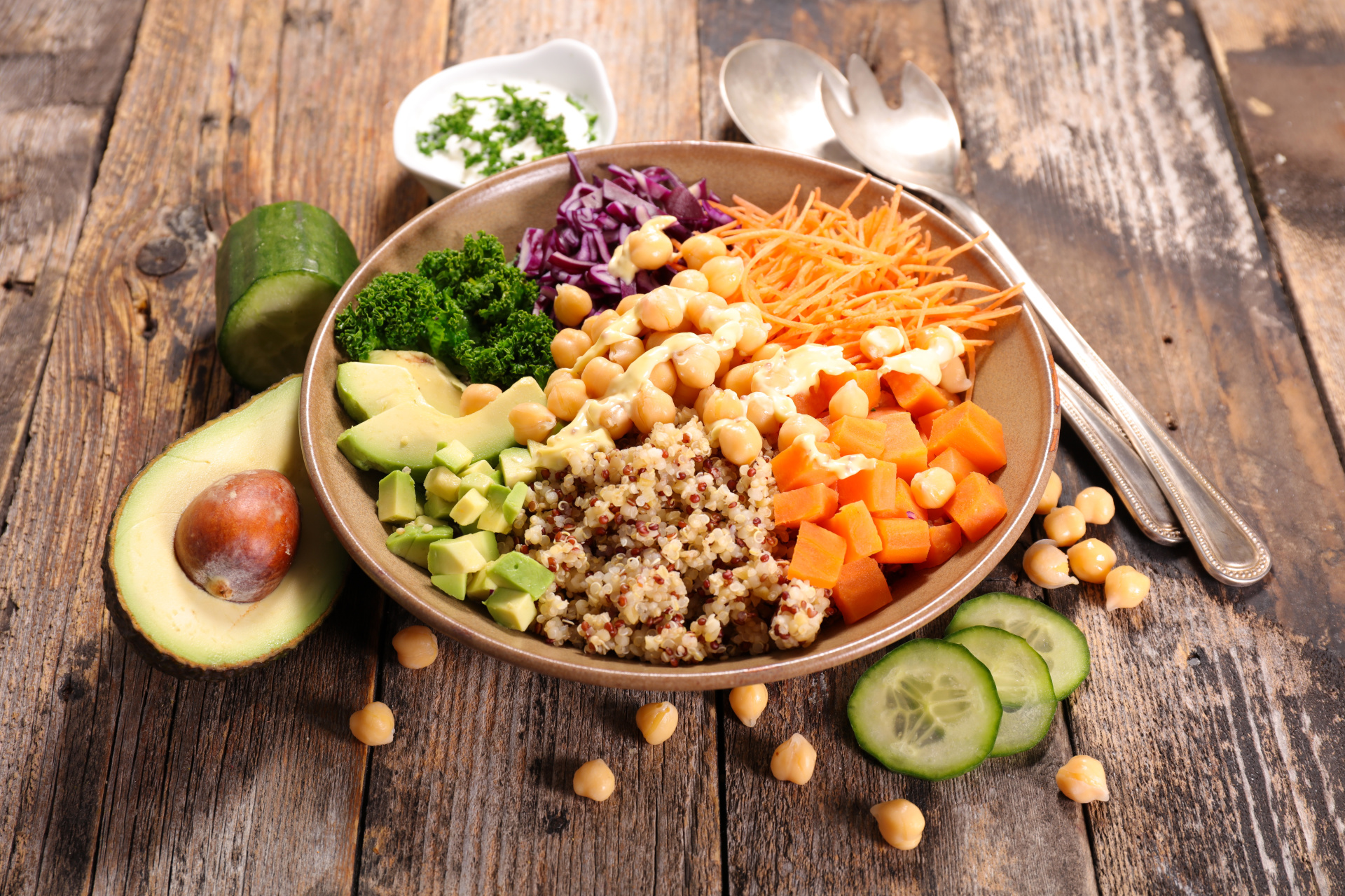4 Ways to Optimize Protein in a Vegan Diet