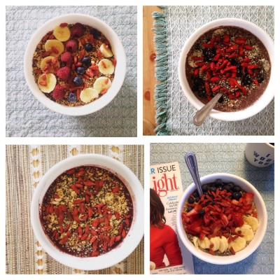 A Dietitian's Recipe for Summer Smoothie Bowls