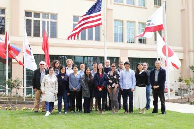 Summer 2016 Fellows & Visiting Scholars
