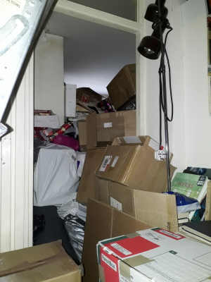 Hoarding support – It's Never About The Stuff