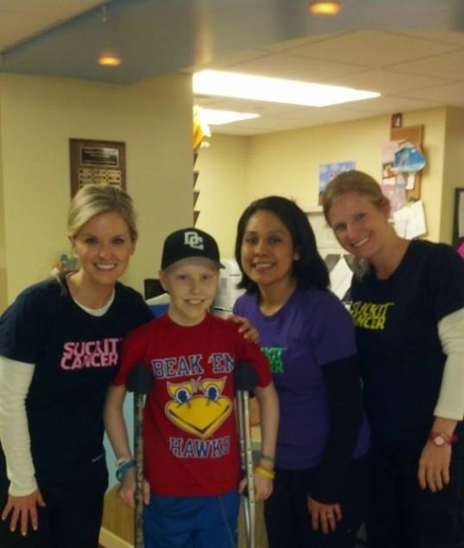 The Wonderful Nurses of the Infusion Center