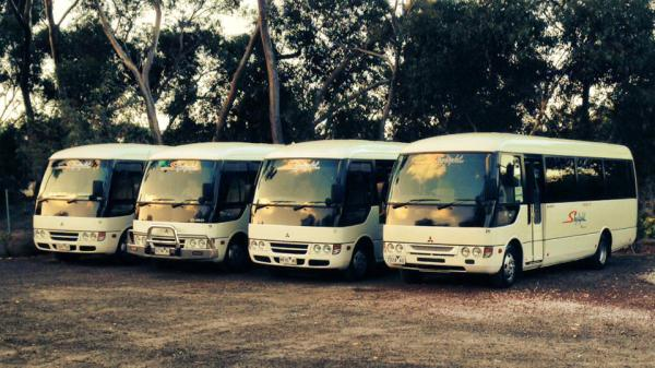Our Group of 24 Seater Buses