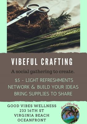 Vibeful Crafting