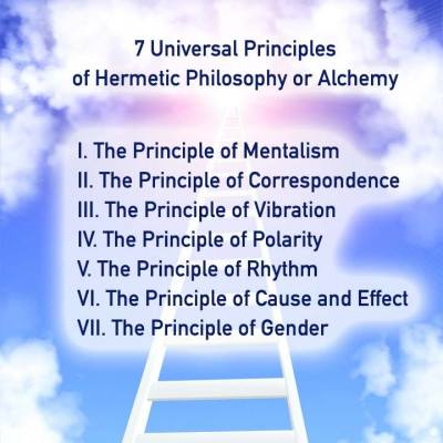 Alchemy and the Seven Universal Laws