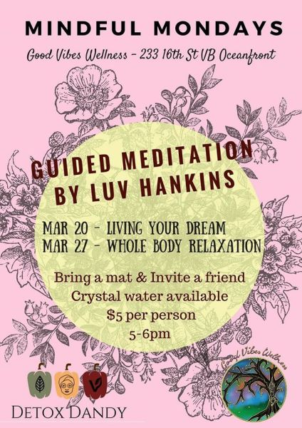 Mindful Monday Guided Meditation