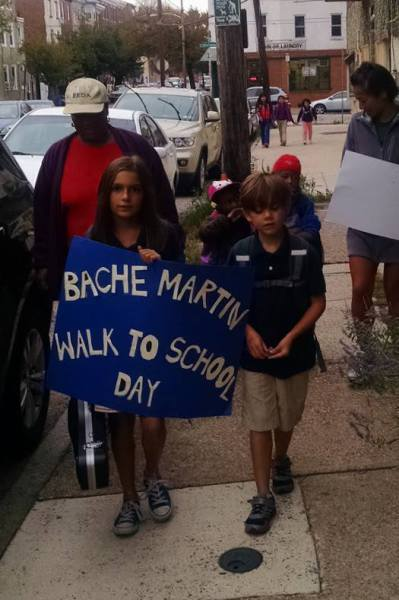 Walk to School Day