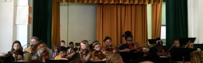 Violin Concert Tomorrow, May 31st!