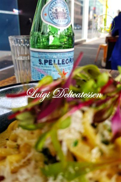 """Luigi Delicatessen - Adelaide's only """"Theatre of Food"""""""