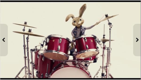 Mambo Bunny Video Ad
