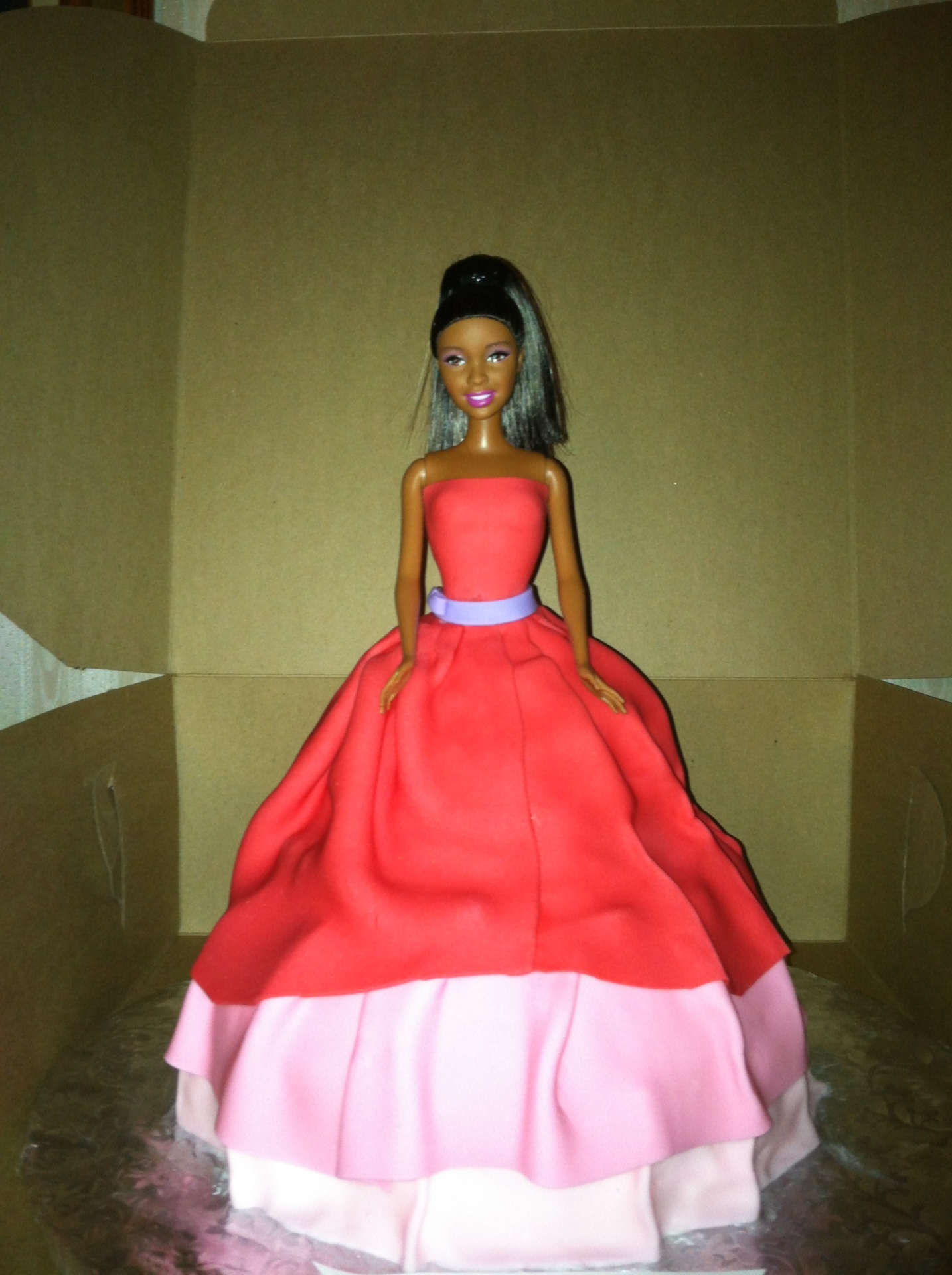 3D Barbie