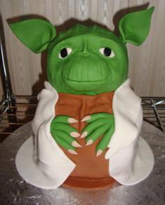 3D Yoda