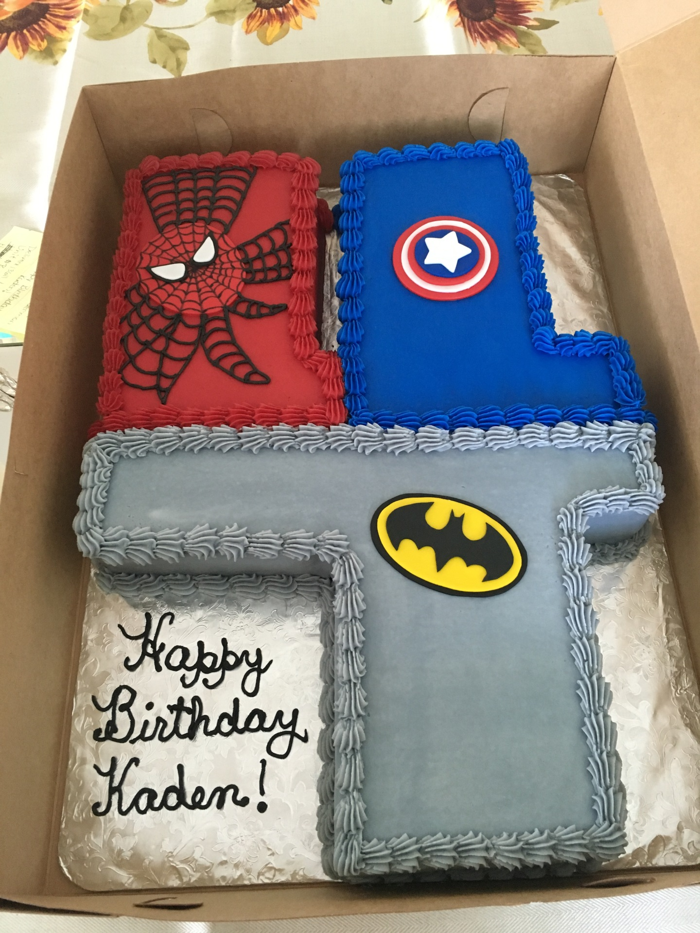 Superheros 1