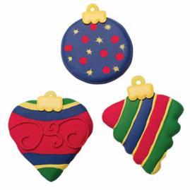 Ornament Cookie