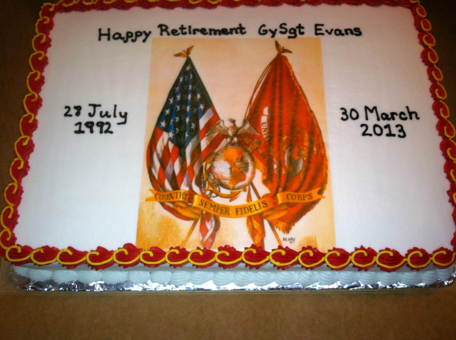 Marine Retirement 10