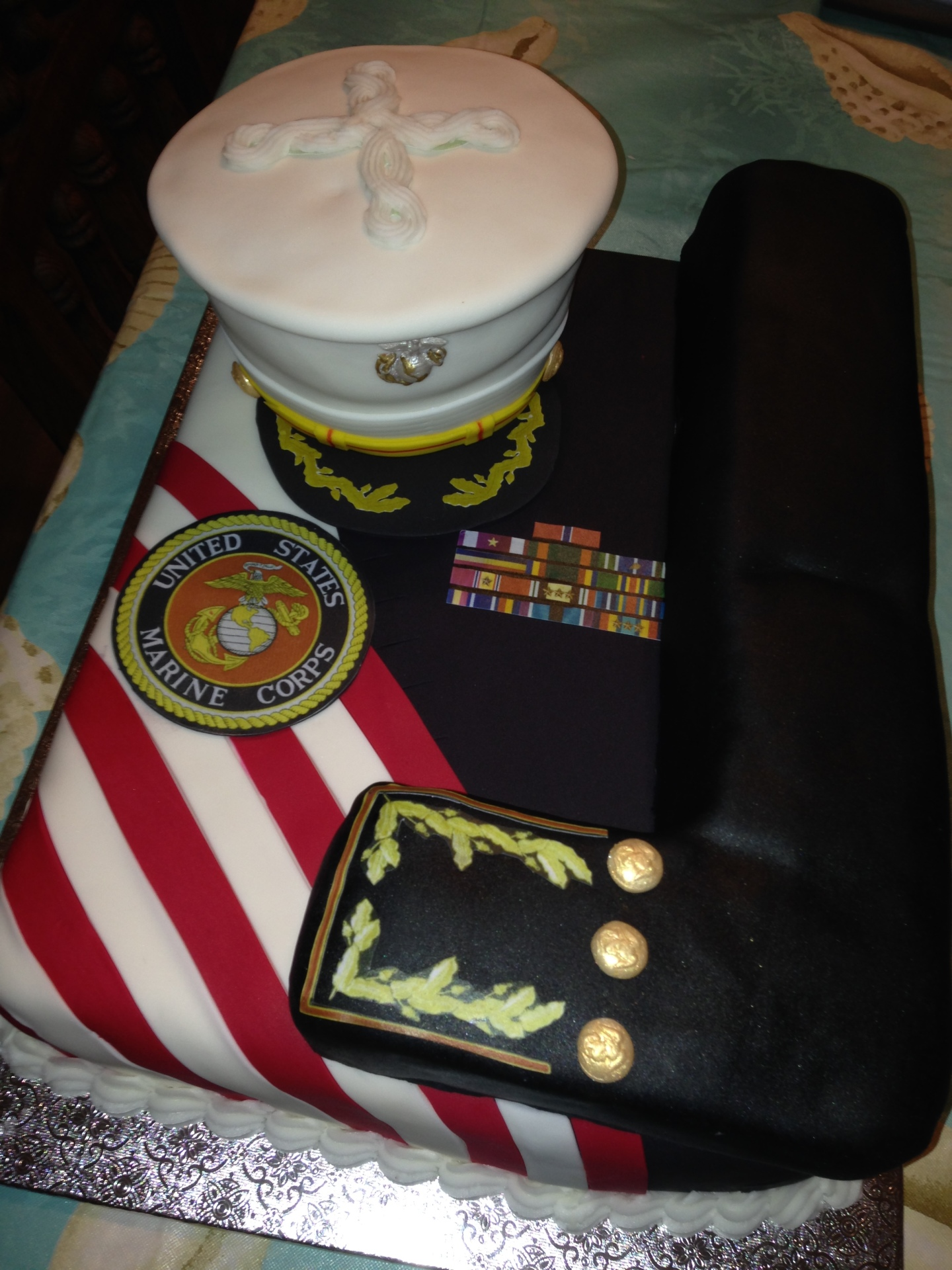 Marine Retirement 9