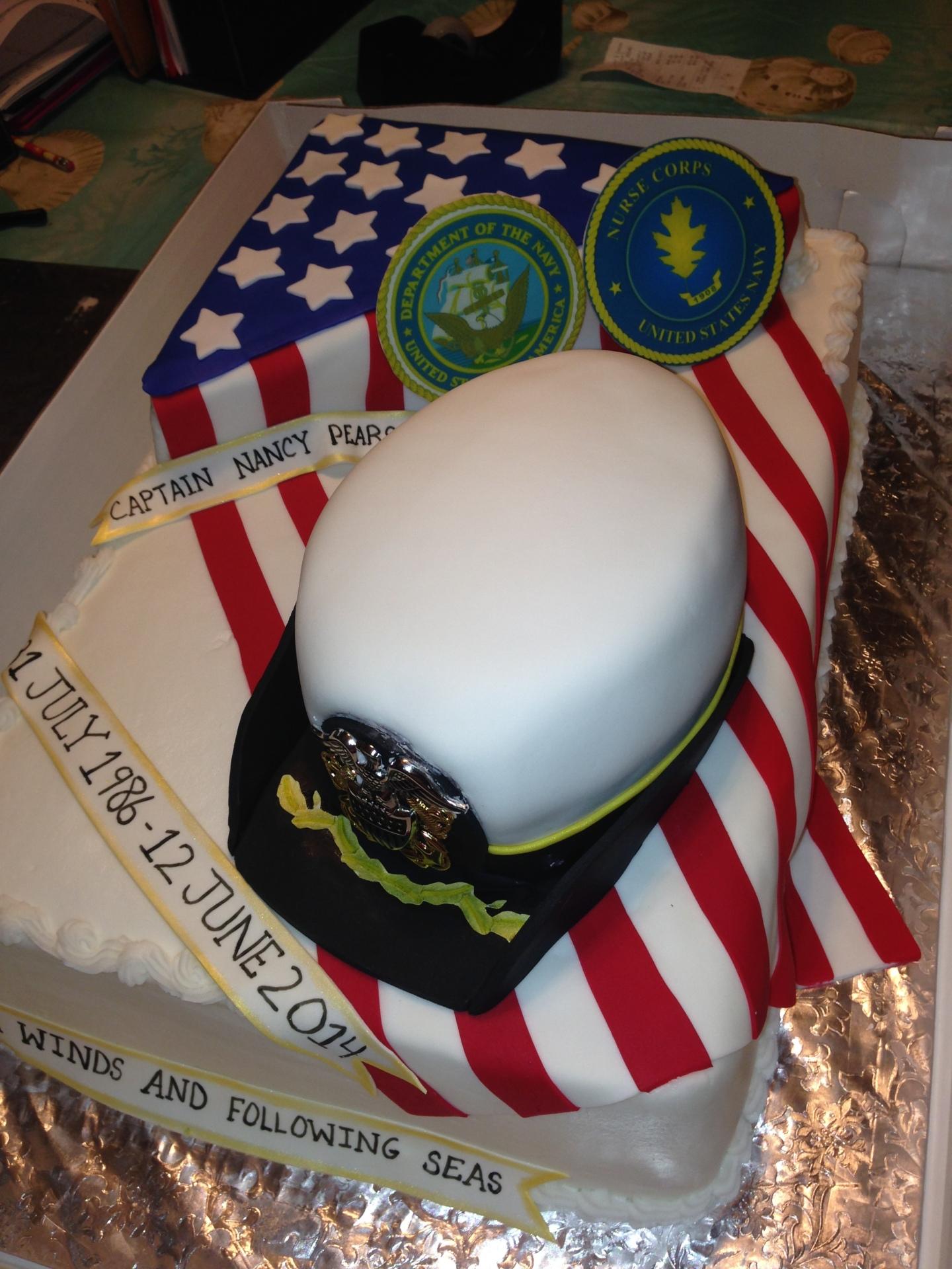 Navy Retirement