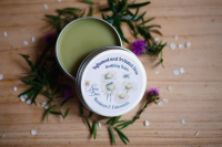 Nina's Bees All natural handmade soothing beeswax balm for inflamed and Irritated skin
