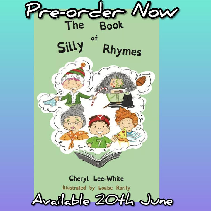 Why I wrote 'The Book of Silly Rhymes' and how it can help children who struggle with reading!