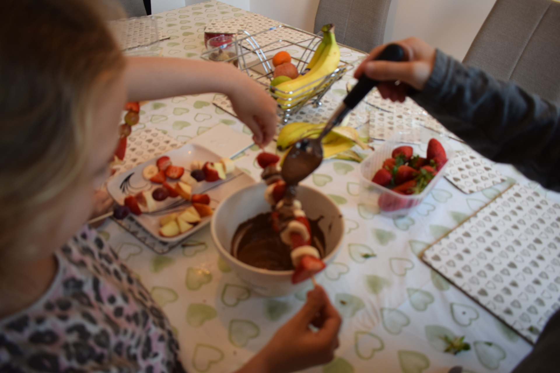 Fruit Kebobs