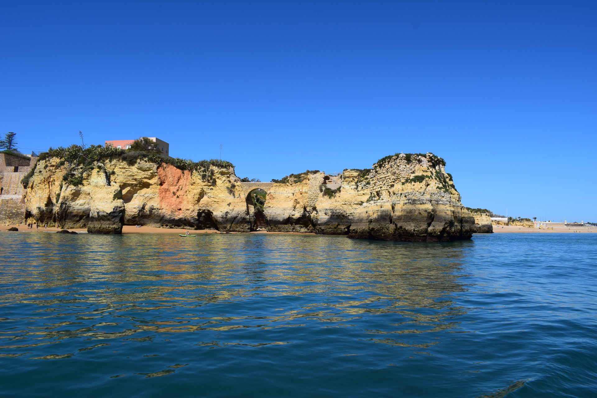 4 Action packed days in the Algarve