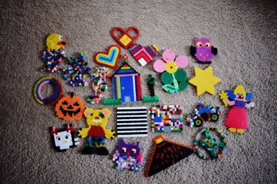 For the love of Hama beads!