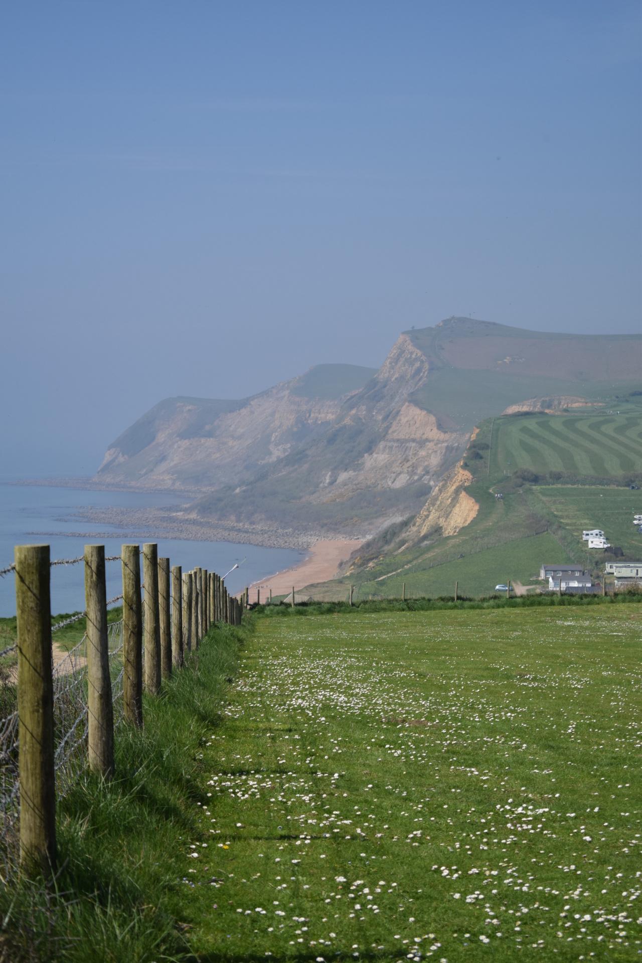 West Bay, Dorset, UK