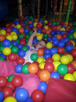 Why I avoid taking my children to soft play!